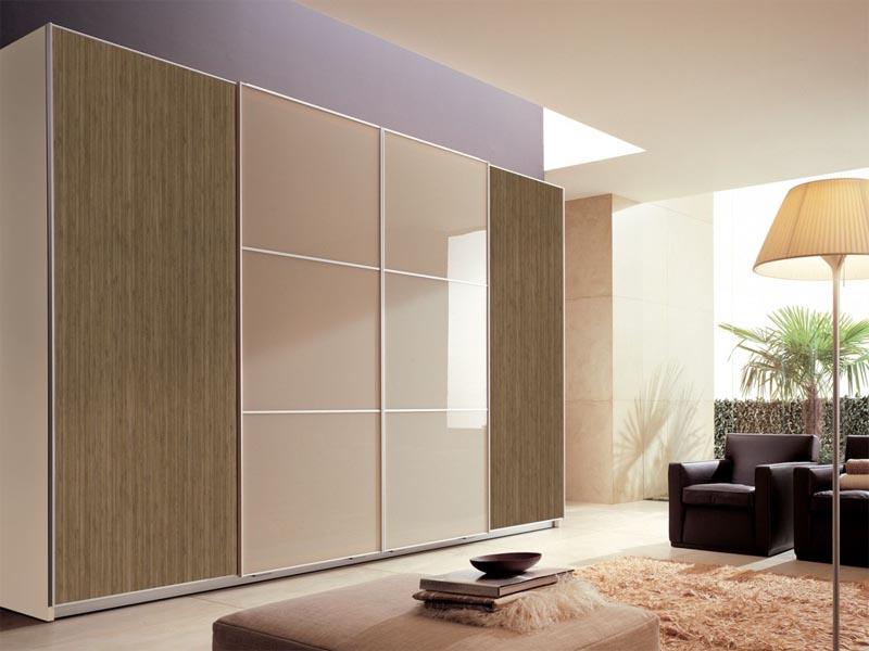 Шкафы-купе в воронеже, мебель на заказ с бамбуковым декором .